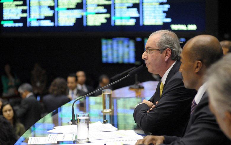 """Para advogado, """"Cunha está convertendo manipulação do procedimento legislativo num instrumento normal"""""""