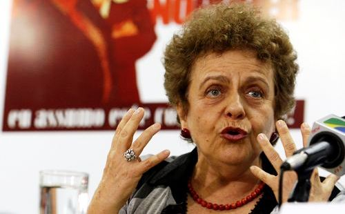 A ministra Eleonora Menicucci, da Secretaria de Políticas para as Mulheres, preside a 6ª Reunião de Ministras e Altas Autoridades da Mulher do Mercosul