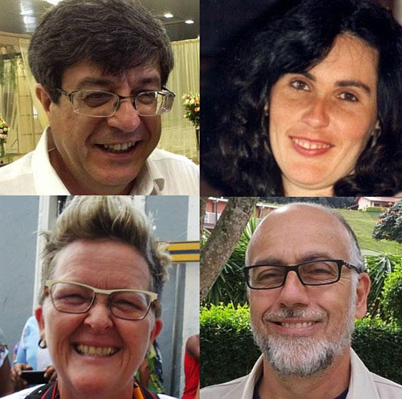 Wagner, Bel, Josiane E Marcio - Equipe Fato Expresso