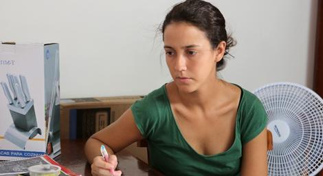 Cena do filma 'A que horas ela volta?' com Regina Casé teve gravações no municipio de Embu das Artes